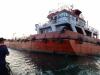 Kapal Tanker Kandas Di Perairan Karang Helen Mars