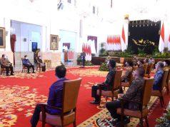 Presiden Jokowi: Jaga dan Kawal Perkembangan Digitalisasi Keuangan